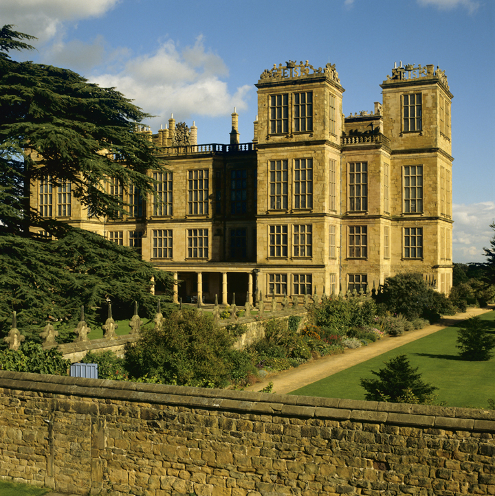Clear View Secondary Glazing have worked for National Trust property, Hardwick Hall