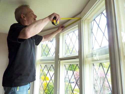 Clear View's expert fitting team can fit the glazing in a day...or you can DIY.