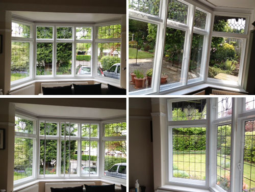 Clearview Secondary Glazing is ideal for windows in 1920s homes