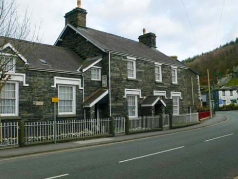 Clearview are secondary glazing this former Police Station in Corwen, Denbighshire.