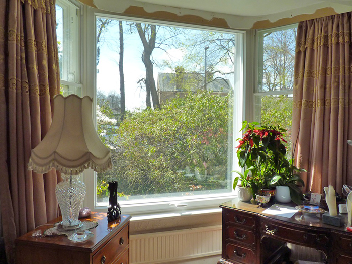 Have you got a huge pane in your home? Not a problem for Clearview!