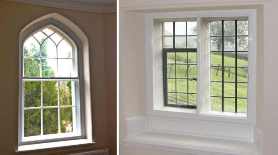 Good secondary glazing pays equal attention to appearance, performance, practicability and price.