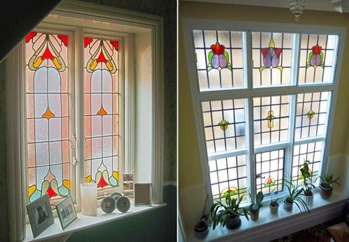 Have you got a lovely old landing window?