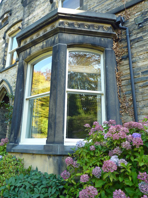 Victorian Bay Window : Amazing glaze clearview secondary glazing