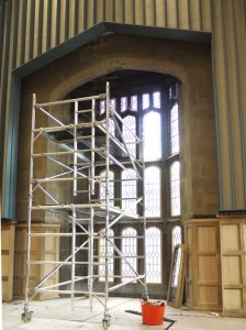 Clearview have recently installed bespoke, oak secondary glazing at Firth Hall.