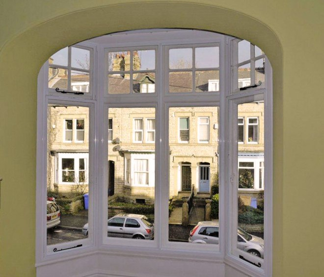 Secondary glazing is really effective for combating road and traffic noise.